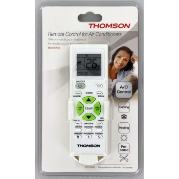 Thomson ROC1205 Universal Remote Control for Air Conditioners Parts & Accessories Kitchen & Home Appliances